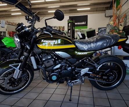 Neumotorrad Kawasaki Z900RS