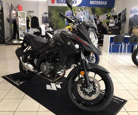 Neumotorrad Suzuki V-Strom 650