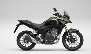 Neumotorrad Honda CB500X
