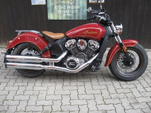 Indian Scout 100th Anniversary