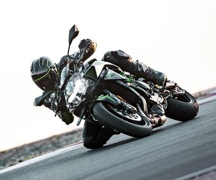 Neumotorrad Kawasaki Z H2
