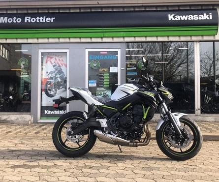 Neumotorrad Kawasaki Z 650