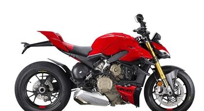 Neumotorrad Ducati Streetfighter V4 S