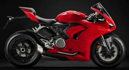 Neumotorrad Ducati Panigale V2