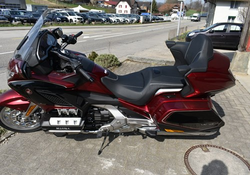 Honda GL 1800 Goldwing DCT