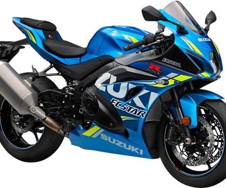 Neumotorrad Suzuki GSX-R 1000