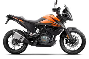 Angebot KTM 390 Adventure