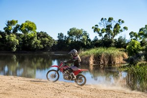 Offer Honda CRF125F