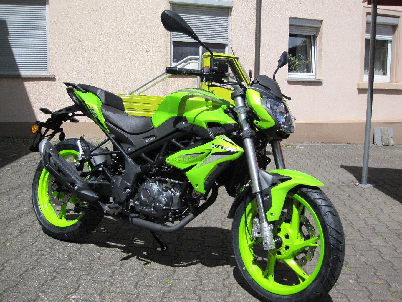 Neumotorrad: Benelli BN 125 , Baujahr: , Preis: 2.699,00
