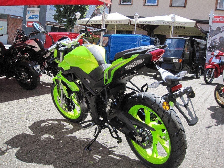 Neumotorrad: Benelli BN 125, 2.699,00 EUR