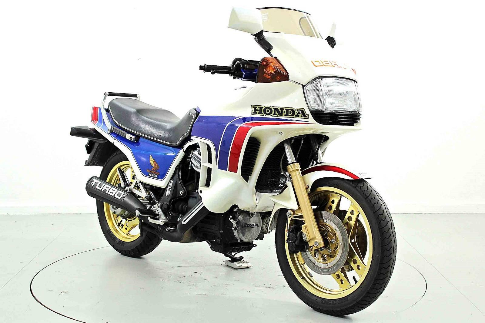 Motorrad Occasion Honda CX 500 Turbo, EZ: 1982, 58400 km