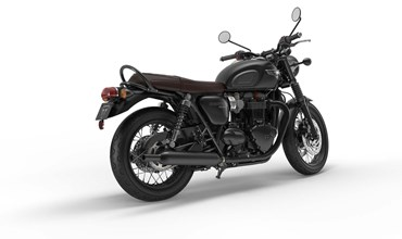Neumotorrad Triumph Bonneville T120 Black