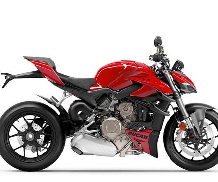 Neumotorrad Ducati Streetfighter V4