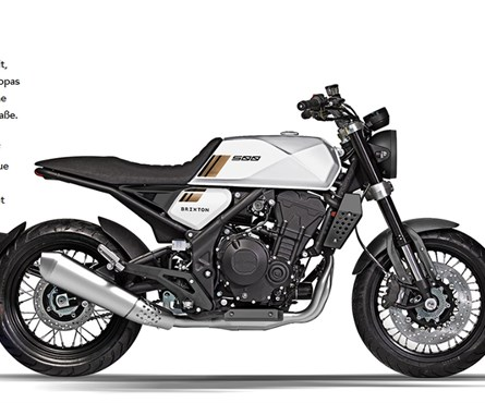 Neumotorrad Brixton Crossfire 500