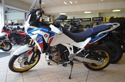 CRF1100L Africa Twin Adventure Sports DCT