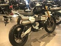 Neumotorrad Triumph Scrambler 1200 XE