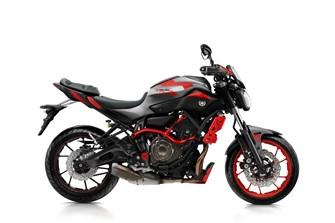 GEBRAUCHTE Yamaha MT-07 Moto Cage