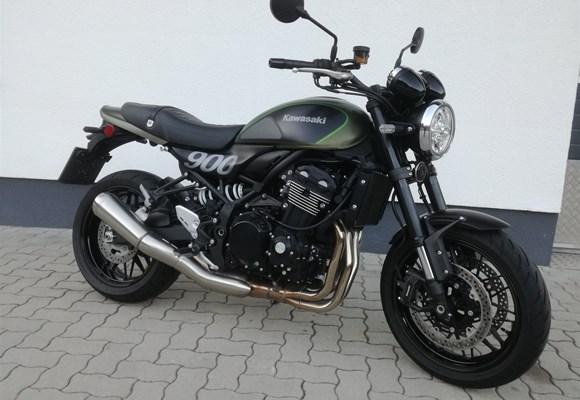 Kawasaki Z900RS
