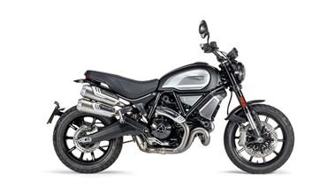 Neumotorrad Ducati Scrambler 1100 Dark PRO