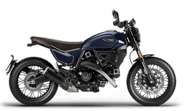 Neumotorrad Ducati Scrambler Nightshift