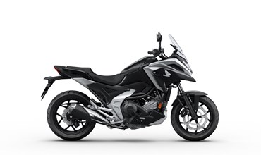 Neumotorrad Honda NC750X