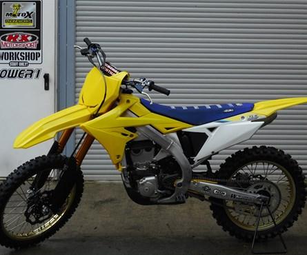 Gebrauchtmotorrad Suzuki RM-Z450
