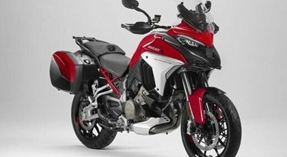 Neumotorrad Ducati Multistrada V4 S