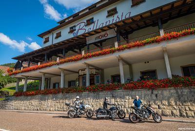 Motorrad Hotel MoHo Hotel Ristorante Bellavista