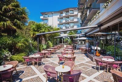 Motorrad Hotel MoHo Hotel Continental