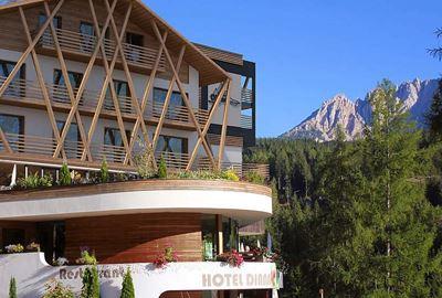 Motorrad Hotel MoHo Hotel Diana