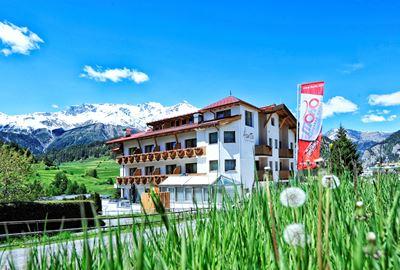 Motorrad Hotel MoHo Hotel Alpetta