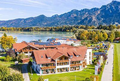 Motorrad Hotel MoHo Wellnesshotel Sommer