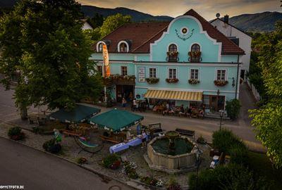 Motorrad Hotel MoHo Gasthof Pension Drei Hacken