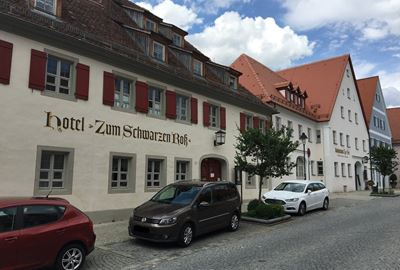 "Motorrad Hotel Hotel ""Zum Schwarzen Ross"""