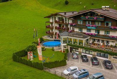 Motorrad Hotel MoHo Landhaus Rohregger