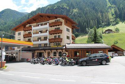 Motorrad Hotel MoHo Hotel Lenz