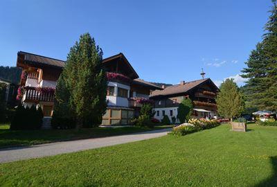 Motorrad Hotel MoHo Ferienhof Kasparbauer