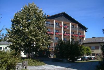 Motorrad Hotel Hotel Böhmerwaldhof