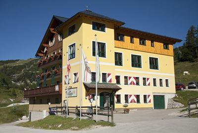 Motorrad Hotel MoHo Almhotel & Genussgasthof Hierzegger
