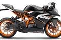 KTM RC 125 neu 2014