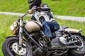 Harley Fat Bob Test