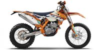 Neue KTM EXC Factory Edit