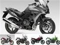 Top 5: Gute alltagstaugliche Motorräder für den Weg zur Arbeit