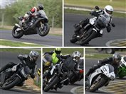 1000PS Trackday April Pannonia