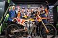 Dungey gewinnt für KTM die 3. 450 Supercross-Weltmeisterschaft