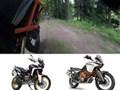 Honda Africa Twin vs KTM 1090 Adventure R