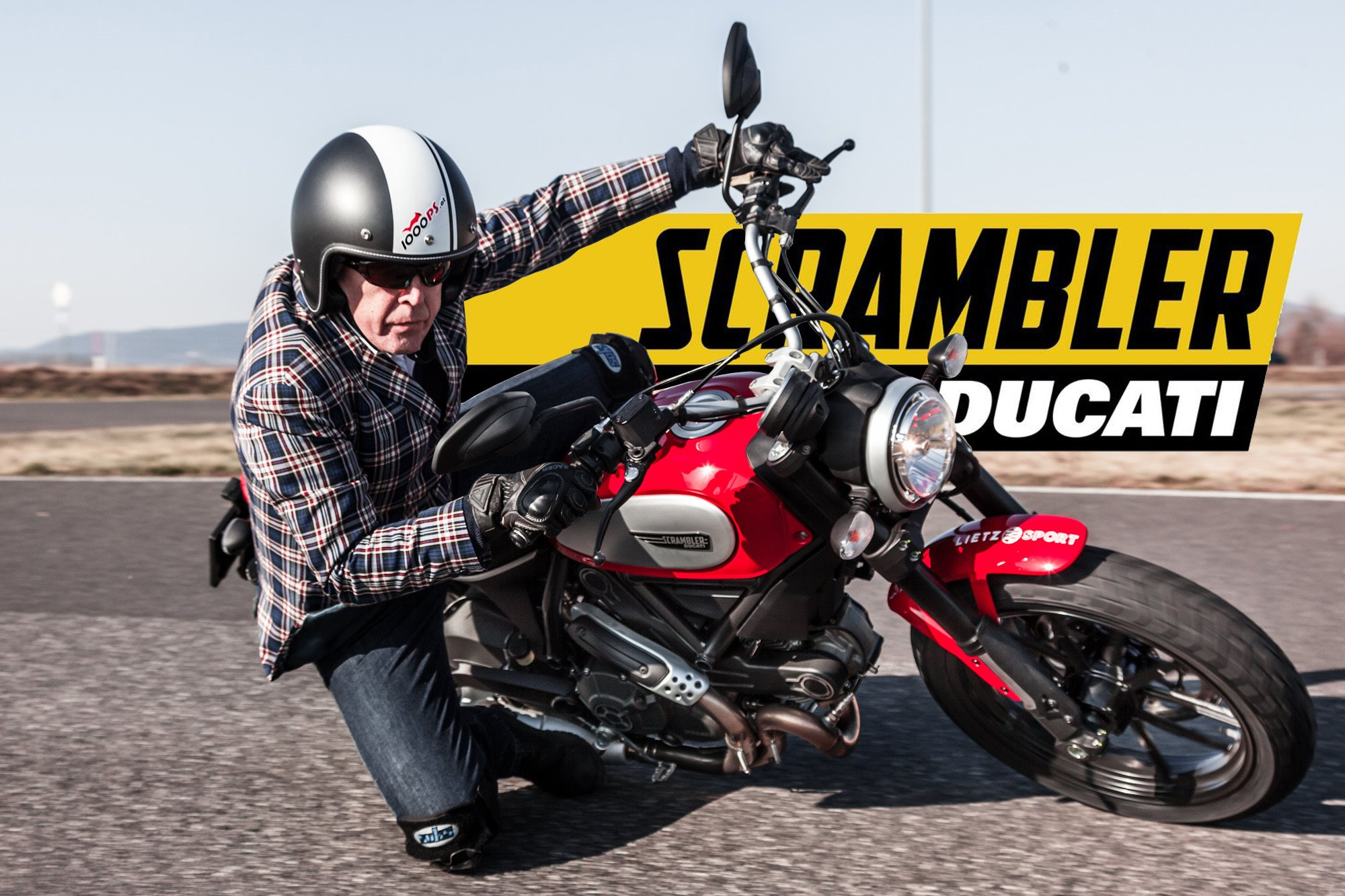testbericht ducati scrambler 2015 mit zonko. Black Bedroom Furniture Sets. Home Design Ideas