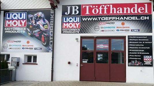 JB Töffhandel GmbH Logo