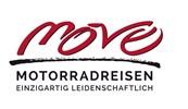 MoVe Motorradreisen Logo