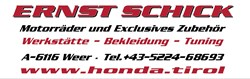 Ernst Schick GmbH / Gold Wing - Center Tirol Logo